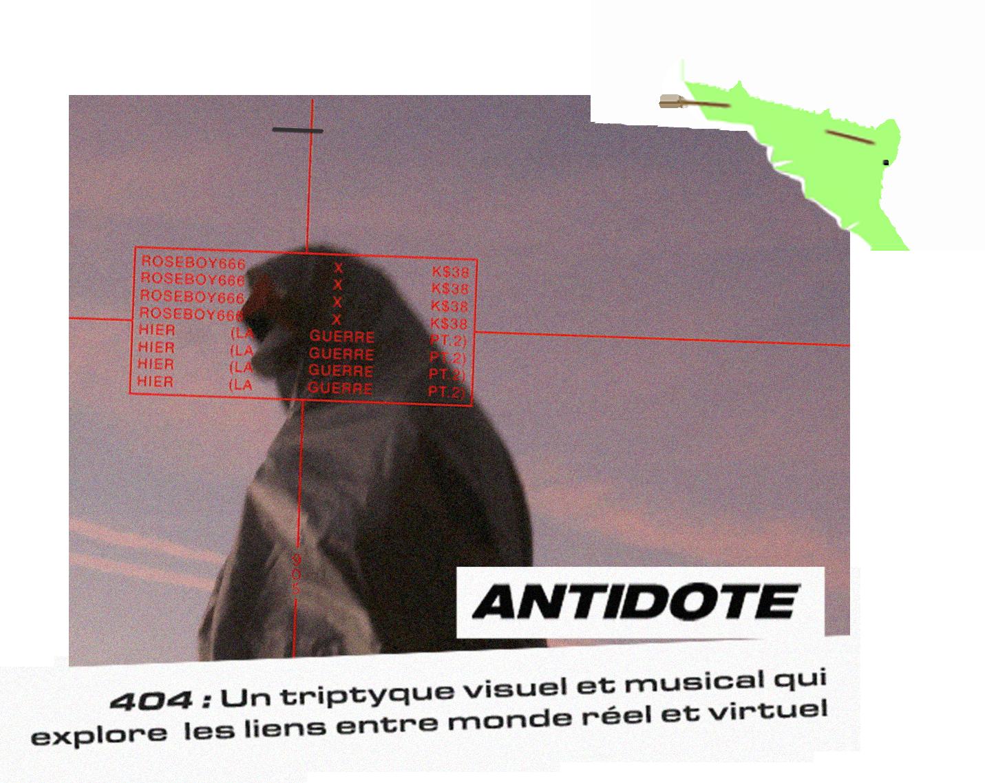 ANTIDOTE 404